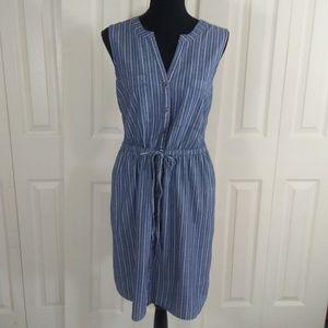 Old Navy Denim Shift Dress
